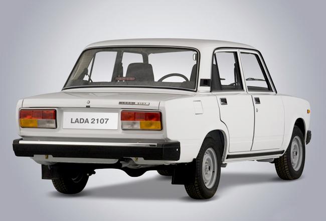 ИжАвто приступил к выпуску ВАЗ 2107
