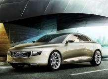 Volvo Concept Universe показали в Шанхае