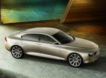 Volvo представила большой седан Concept Universe