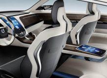 Фото салона Volvo Concept Universe