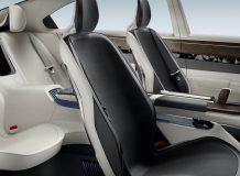 Интерьер Volvo Concept Universe