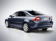 Фото новой 2012 Volvo S80