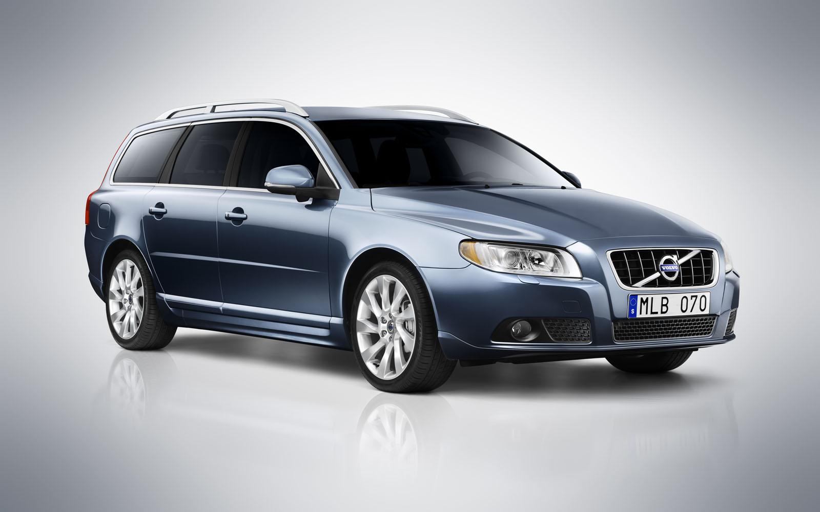 Обновленный универсал Volvo V70