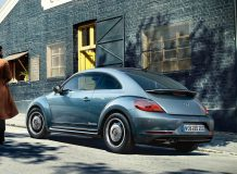 Фото Volkswagen Beetle Denim