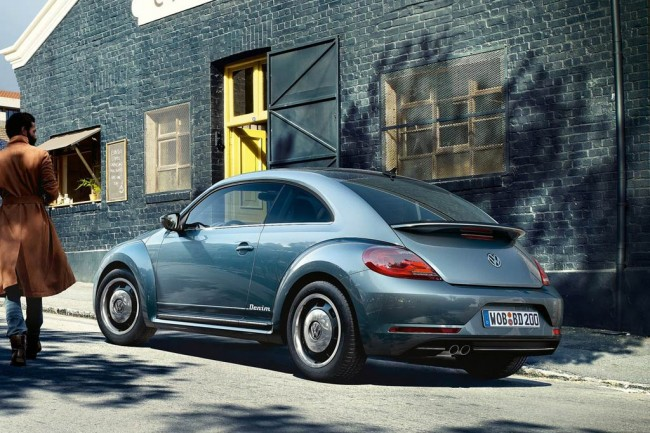 Volkswagen Beetle Denim