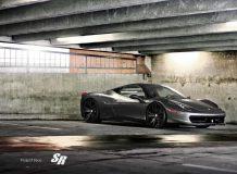 Тюнинг Феррари 458 Италия от SR Project