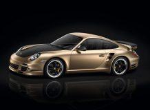 Спецверсия Porsche 911 Turbo S для Китая