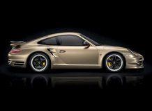 Спецверсия Порше 911 Турбо для китайского рынка