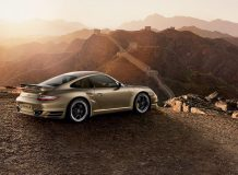 Фото спецверсии 911 China 10th Anniversary Edition