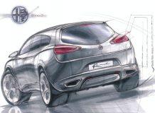 Новые подробности о кроссовере Alfa Romeo
