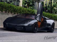Так будет выглядеть суперкар от Arrinera Automotive