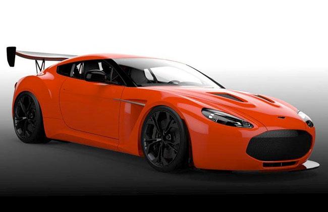 Гоночная версия Aston Martin V12 Zagato