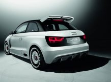 Фото хэчтбека Audi A1 clubsport quattro