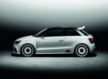 Audi A1 clubsport покажут на Worthersee