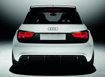 Audi A1 получил спецверсию clubsport quattro