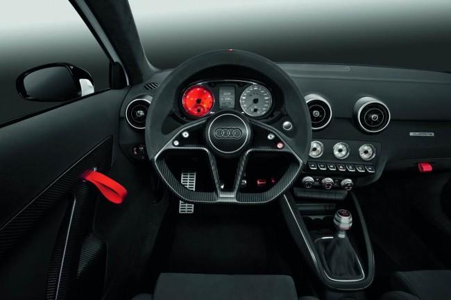 Интерьер Audi A1 clubsport фото