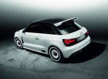 Концепт Clubsport на базе Audi A1
