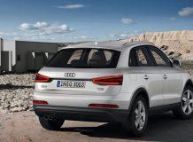 Фото нового 2012 Audi Q3