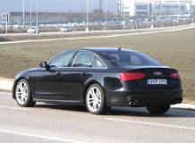 Шпионские фото 2012 Audi S6