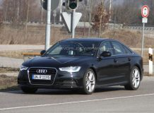 Будущая Audi S6 2012 фото