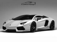 Тюнинг Lamborghini Aventador фото