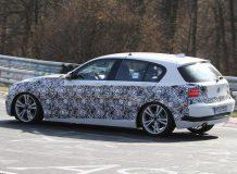 Шпионское фото BMW 1-series 2012