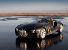 Фото концепта BMW 328 Hommage