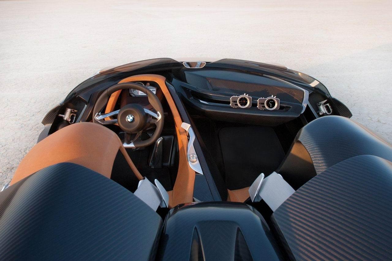Фото салона BMW 328 Hommage