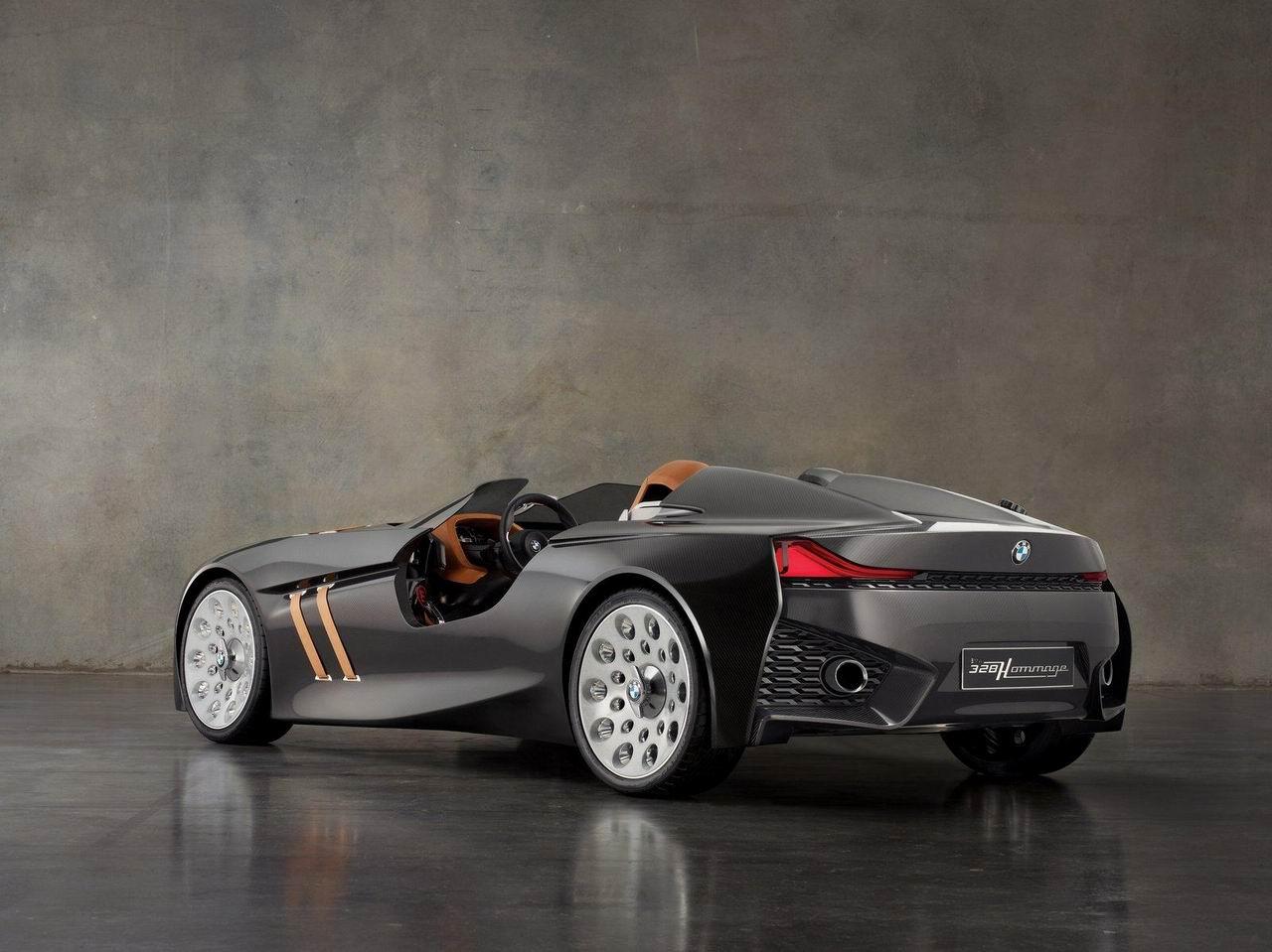 Современный BMW 328 Hommage Concept