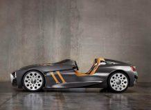 Современная интерпретация классического BMW 328