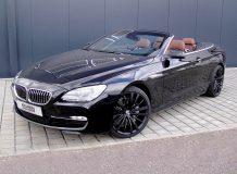 Тюнинг новой BMW 6 Cabrio от Kelleners Sport