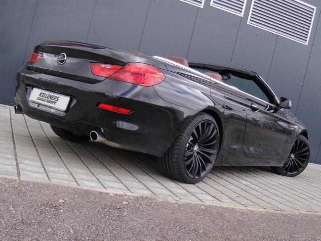 BMW 6-Series Cabrio от ателье Kelleners Sport
