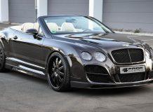 Фото тюнинг Bentley Continental GTC