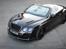 Обвес High Society для Bentley Continental GTC