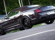Continental GTC от тюнинг ателье Prior Design