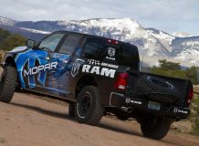 Dodge Ram с внедорожным пакетом от Mopar