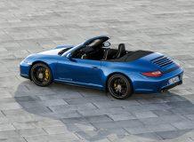 Кабриолет 911 Carrera 4 GTS