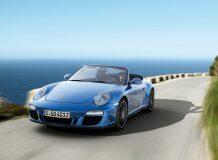 Фото Porsche 911 Carrera 4 GTS Cabrio