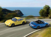 Новые Porsche 911 Carrera 4 GTS