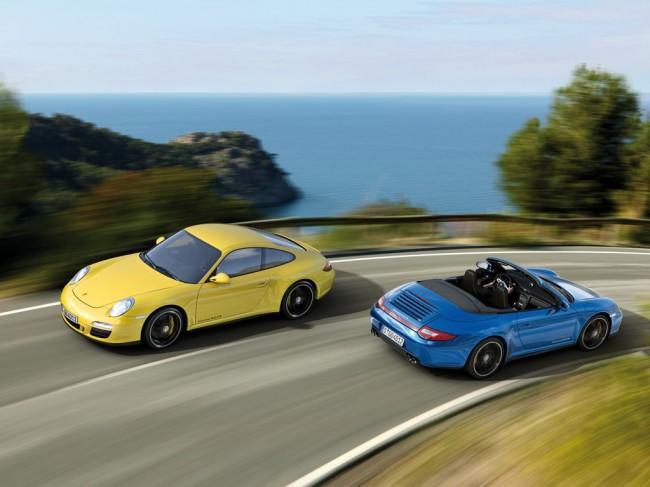 Porsche 911 GTS получил полноприводную версию