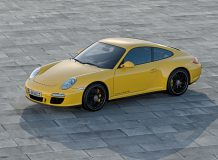 2012 Porsche 911 Carrera 4 GTS Coupe