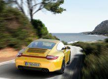 Фото купе Порше 911 Каррера 4 GTS