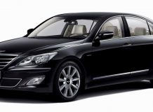Фото седана Hyundai Genesis Prada