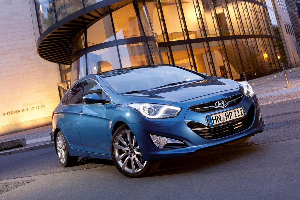 Hyundai i40 2014 фото