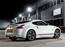 Спецверсия Nissan 370Z GT Edition