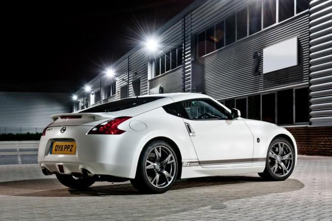 Британцы получат спецверсию Nissan 370Z GT