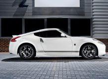 Nissan 370Z GT для рынка Великобритании