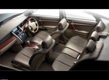 Интерьер Nissan Teana J32