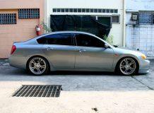 Фото тюнинг Nissan Teana