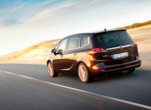 Фото Opel Zafira 2016 года